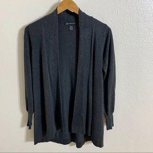 I.N.C. International Concepts Open Drape Cardigan
